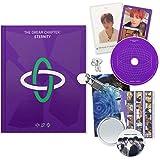 Tomorrow X Together TXT Album - The Dream Chapter : Eternity [ PORT ver. ] CD + Photobook + Paper Sticker + Photocards + Tu I