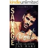SAVAGE POET: A Dark, New Adult and College Romance