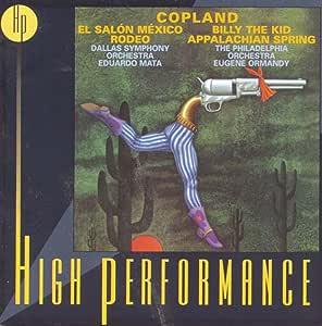 Billy the Kid / Appalachian Spring / Salon Mexico