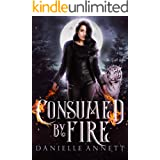 Consumed by Fire: An Snarky New Adult Urban Fantasy Series (Blood and Magic: FireBorn Book 5)