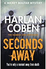Seconds Away (Mickey Bolitar Book 2) Kindle Edition
