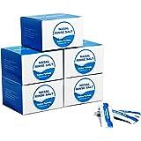 【正規輸入品】waterpulse 鼻リンス 生理食塩水 精製塩 YT-300専用 2.7g×30包×5箱 セット 日本語説明書付き (150回分)