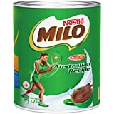 MILO Australian Recipe Powder Tin, 1.25KG