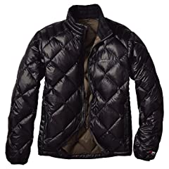 EB900 Fill Power Plus Skyliner Down Jacket 019239: Black