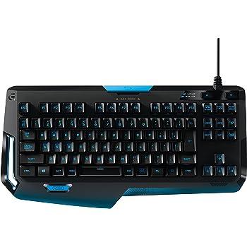 Logicool ロジクール コンパクト メカニカル ゲーミング キーボード G310