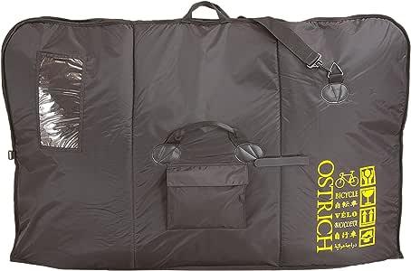 OSTRICH(オーストリッチ) 輪行バッグ [OS-500]トラベルバッグ ブラック