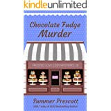 Chocolate Fudge Murder (Frosted Love Cozy Mysteries` Book 20)