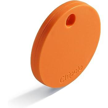 Chipolo【チポロ】なくしものをなくす紛失防止スタイリッシュ&コンパクトな Bluetooth ロケーター (Sunset Orange(オレンジ))