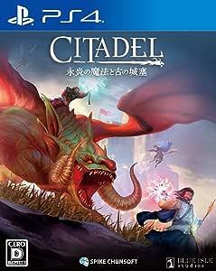 【PS4】シタデル:永炎の魔法と古の城塞【購入特典】「サバイバルガイドブック」(封入)
