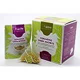Green Pot Tea Osmanthus Green Rooibos, 12 Count