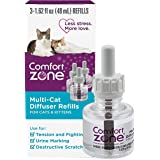 Multicat Calming Diffuser Refill, 48 ml-3 Pack, 90 Day Use