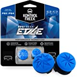 KontrolFreek FPS Freek Edge for PlayStation 4 (PS4) and PlayStation 5 (PS5) | Performance Thumbsticks | 1 High-Rise Convex, 1
