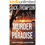 Murder in Paradise (Raja Williams Mystery Thriller Series Book 11)