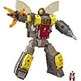 Transformers Toys Generations War for Cybertron Titan Wfc-S29 Omega Supreme Action Figure - Converts to Command Center - Adul