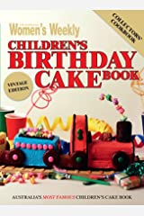 Children's Birthday Cake Book - Vintage Edition Paperback