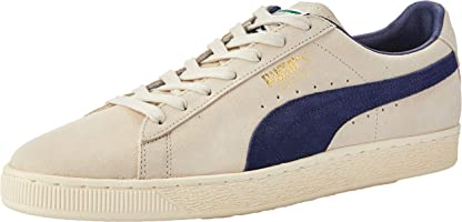 PUMA Unisex Adult's Suede Classic Archive Trainers, Grey (Birch)
