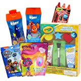 Crayola Bath Paint Kids Bath Toys Bundle ~ 11 Pcs Crayola Bath Toy Mini Paint Set Plus Trolls, Paw Patrol, and Finding Nemo B