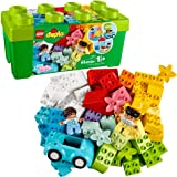 LEGO DUPLO Classic Brick Box 10913 First LEGO Set with Storage Box, Great Educational Toy for Toddlers 18 Months and up, New