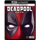 デッドプール (日本限定アート グリーティングカード付き)(2枚組)[4K ULTRA HD + Blu-ray]