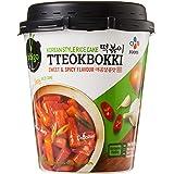 CJ Bibigo Cup Topokki Sweet & Spicy, 165G