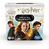 Trivial Pursuit: Wizarding World Harry Potter Edition Compact Trivia Game for 2 or More Players, 600 Trivia Questions, Ages 8