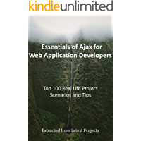 Essentials of Ajax for Web Application Developers : Top 100…