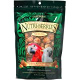 LAFEBER'S Tropical Fruit Nutri-Berries Pet Bird Food, Made with Non-GMO and Human-Grade Ingredients, for Macaws and Cockatoos