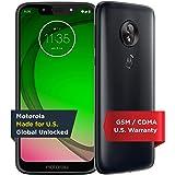 Moto G7 play   Unlocked   Made for US by Motorola   2/32GB   13MP Camera   Blue
