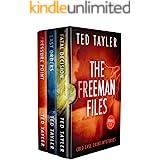 The Freeman Files Series: Books 1-3 (The Freeman Files Box Set)
