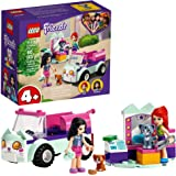 LEGO Friends Cat Grooming Car 41439 Building Kit; Collectible Toy That Makes a Great Holiday or Birthday Gift Idea, New 2021