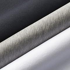 YTM046: Black, Grey, White
