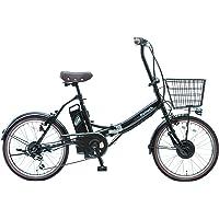 PELTECH(ペルテック) 折り畳み電動アシスト自転車 20インチ折り畳み外装6段変速 【簡易組立必要品】(TDN-2…