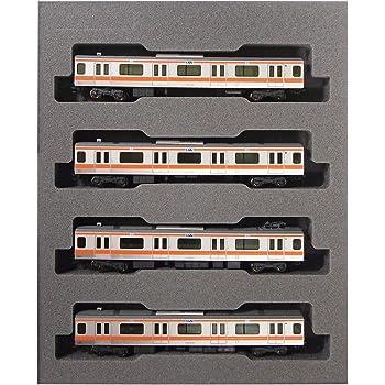 KATO Nゲージ E233系 中央線 T編成 増結 4両セット 10-1312 鉄道模型 電車