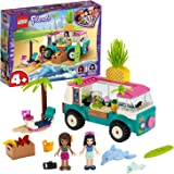 LEGO Friends Juice Truck LEGO Truck 41397 Building Kit; Kids Food Truck Featuring LEGO Friends Emma Mini-Doll Figure