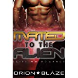Mated to the Alien (Mpreg Gay Science-Fiction Romance) (Alien Lovers Book 1)
