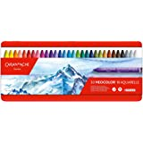 Caran d'Ache Classic Neocolor II Water-Soluble Pastels 30 Colors Multi