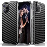 LOHASIC iPhone 11 Pro Max Case, 6.5 inch Premium Leather Slim Thin Luxury PU Hybrid Flexible Bumper Cases Compatible with App
