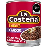 La Costena Charros Bean, 560 g