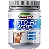 Naturopathica FatBlaster Keto Fit Chocolate Shake, 300 grams