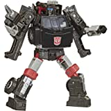 """Transformers Generations - War For Cybertron: Earthrise Deluxe - 5.5"""" Trailerbreak - Wfc E34 Action Figure - Kids Toys - Ages"""