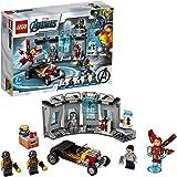 LEGO® Marvel Avengers Iron Man Armory 76167 Building Kit