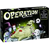 Operation Disney The Nightmare Before Christmas Board Game   Collectible Operation Game   Featuring Oogie Boogie & Nightmare