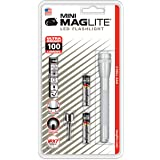 Maglite Mini LED 2-Cell AAA Flashlight Silver