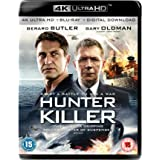Hunter Killer 4K [Blu-ray] [2018]