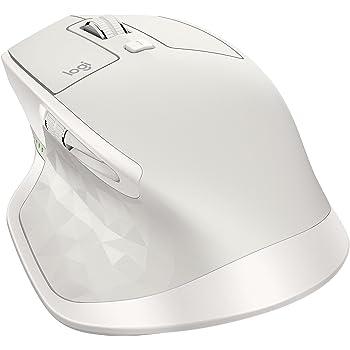 Logicool ロジクール MX2100sGY MX Master 2S ワイヤレスレーザーマウス グレイ FLOW機能付 Bluetooth/USB接続 Windows/Mac対応 高確度