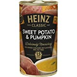 Heinz Classic Hearty Sweet Potato and Pumpkin Soup, 535g
