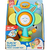 Hap-P-Kid Sun and Grow Highchair Toy, Multicolor