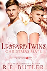 The Leopard Twins' Christmas Mate (Uncontrollable Shift Book 4) Kindle Edition