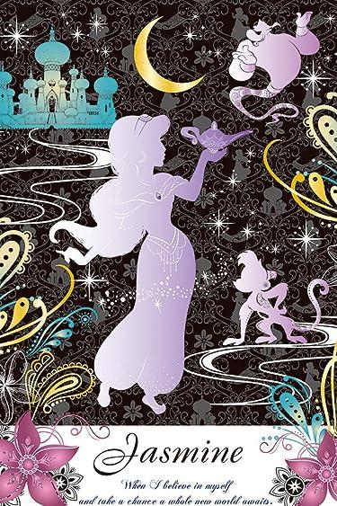 ディズニー  iPhone/Androidスマホ壁紙(640×960)-10 - 魔法の夜のジャスミン