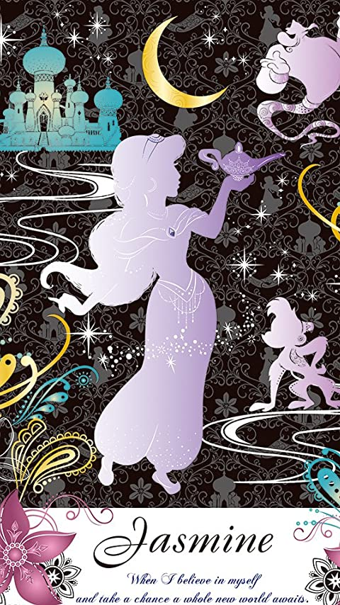ディズニー 魔法の夜のジャスミン XFVGA(480×854)壁紙 画像47611 スマポ